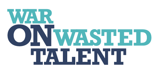War On Wasted Talent